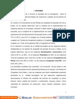 Informe de Pescado PDF