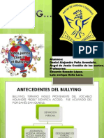 Presentacion Bullyng Eduardo Rosado