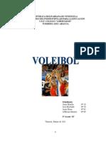 Rocselin Voleibol Trabajo