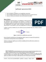 Practica 1 (Simulación) AmpOp