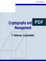 Cryptography and Key Mangement