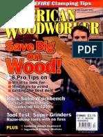 American Woodworker - 089 (10-2001)