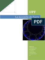 La Sucesión de Farey - Agorreta, Seguranyes, Guimaraes, Moreno PDF