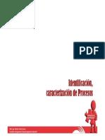 Caracterizacion de Proceos