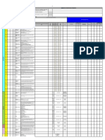 Matriz de Riesgos Laborales MRL2 VACIA Pm