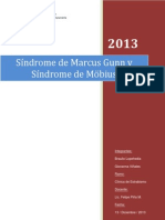 Seminario de Marcus Gunn, Möbius