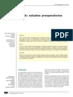 Protocolo Lasik - Estudios Preoperatorios