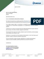 Panorama - Propuesta Licenciamiento Adicional 2013