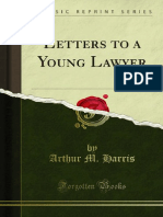 Letters to a Young Lawyer 1000283590