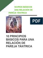 10 Principios Básicos Para Una Relación de Pareja Tántrica