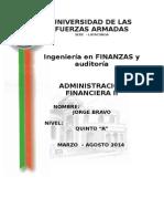 Finanzas - Espe