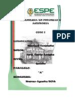 Cuestionarios Sector Publico