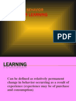 Can Be Defined as Relatively Permanent Change in Behavior Occurring