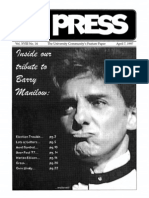 The Stony Brook Press - Volume 18, Issue 14