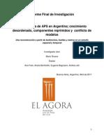 Rovere- La Estrategia de Aps en Argentina