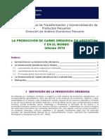 000004- Producción Orgánica 2010