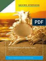 Moore Stevens International Directory