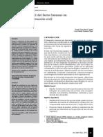 Selección y Control Del Factor Humano en Empresas de Construcción Civil