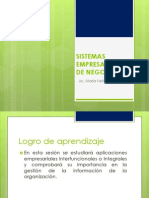 Sem7 y 9 Sistemas Empresariales de Negocio