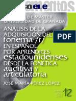 Perez Adquisicion r