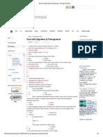 Soal UAS Algoritma & Pemograman - Berbagi Informasi