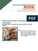 Alternativa Para Albergues de Animales