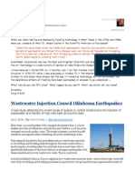 Did EPR Co or Exxon Management Intentionally Overlook Fracking Deleterious Effects?