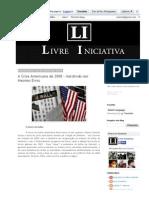 Livre Iniciativa_ a Crise Americana de 2008 - Insistindo Nos Mesmos Erros