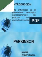 Exposicion Parkinson