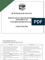 Pelan Strategik PENGAKAP 2014-2016