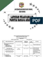 Laporan Pelaksanaan 2013 & Perancangan Panitia Bahasa Arab 2014