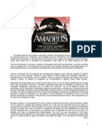 Trabajo Amadeus