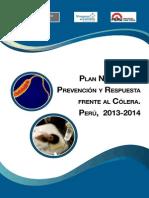 Plan Contra El Colera MINSA - PERU