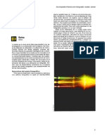 Óptica Objetivos Distancia Focal Diafragma