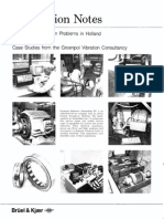 Application Notes - Diagnosis of Vibration Problems in Holland