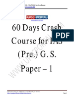 60 Days Crash Course Polity Outstanding Features of the Indian Constitution