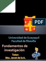 Técnicas de Investigacion Diapositivas