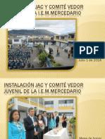 Instalacion JAC