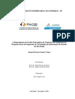 A Importancia Da Gestao Estrategica de Negocios Em Empresas de Pequeno Porte Do Setor de Ti(1)