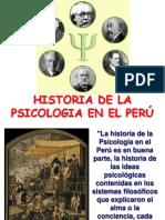 Lectura 1 - Historia de La Psicología en El Perú Ss