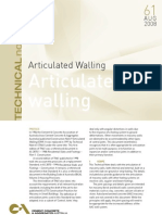 Articulated Walling
