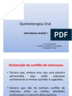 Quimiterapia Oral