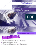Chapter2 Introductory Concepts