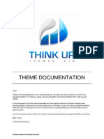 ThinkUpThemes - Lite Documentation
