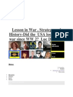 Techniques and Case studies apr 2008 | Systems Science