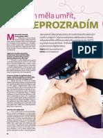 Interview with Kirstina Soukupova
