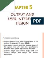 Chp5 Interface Design