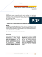 Conceptos de Ataque Frente a Variantes de Defensa 5-1 y 6-0. Juan de Dios Román