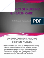 Economics of Nursing & Health Care