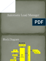 Automatic Load Manager